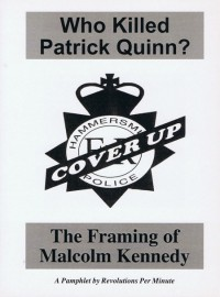 Who Killed Patrick Quinn?