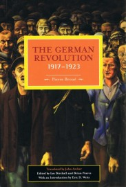 The German Revolution 1917-1923