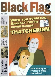 Black Flag 226 - 2007 issue