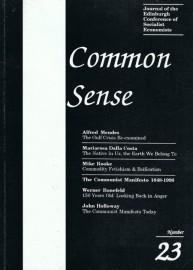 Common Sense # 23