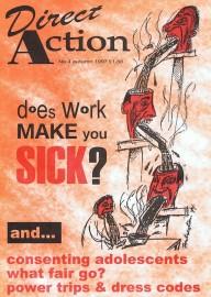 Direct Action # 04 - Autumn 1997