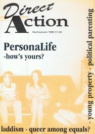 Direct Action # 08 - Autumn 1998