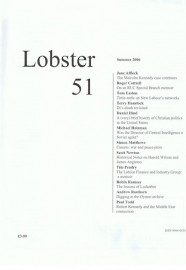 Lobster # 51 - Summer 2006