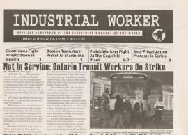 Industrial Worker #1722