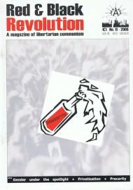 Red & Black Revolution # 11 2006