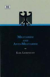 Militarism and Anti-Militarism