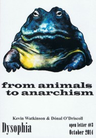 From Animals to Anarchism