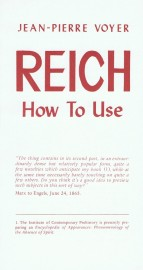 Reich - How to Use