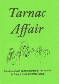 Tarnac Affair: Considerations on the Making of 'Terrorism' in France from November 2008
