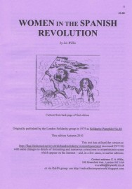 Women in the Spanish Revolution
