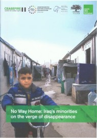 No Way Home: Iraq's Minorities on the Verge of Disappearance