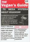 The Vegan's Guide to Media Hysteria about Veganism