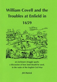 William Covell and the Troubles at Enfield in 1659
