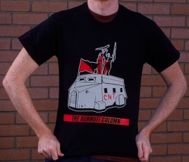 Durruti Column T-shirt