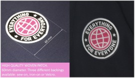 Everything For Everyone Patch