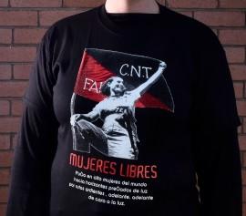 Mujeres Libres T-shirt