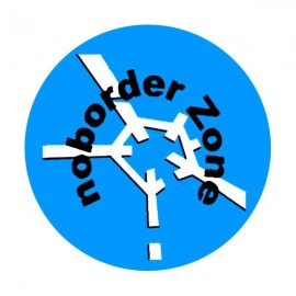 No Border Zone badge